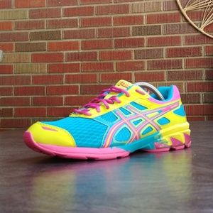 ASICS GEL FRANTIC 7 RUNNING SHOES SZ 9
